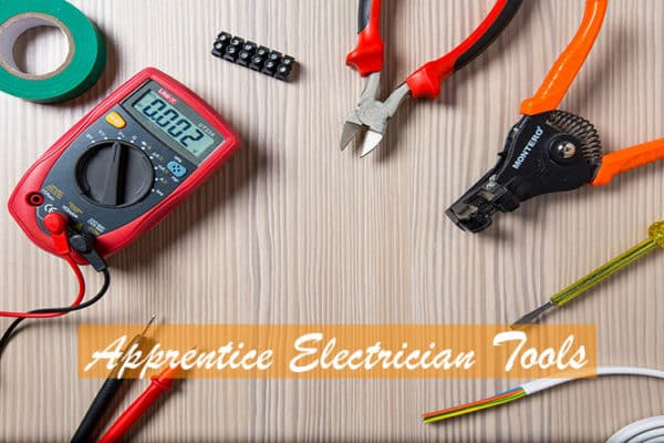 Apprentice Electrician Tools