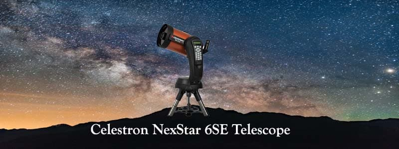 Celestron NexStar 6SE Telescope Review